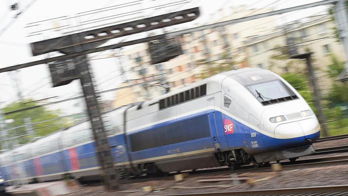 Les faits se sont déroulés lundi soir, à bord du TGV entre Lille et Nantes.