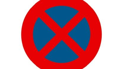 Parkeerverbod voor wielerwedstrijd