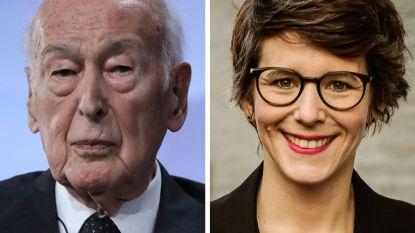 """94-jarige Franse ex-president Giscard d'Estaing """"zeer ontdaan"""" over beschuldiging aanranding"""