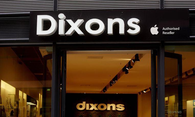 Een filiaal van Dixons Beeld anp