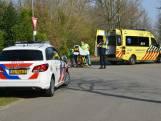 Scooterrijder gewond na botsing met busje in Breda