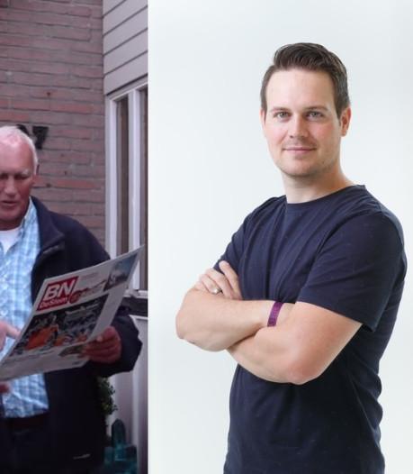 Hoe Roosendaal met Han van Midden aan een ramp is ontsnapt