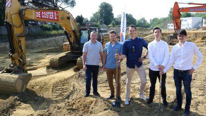 Werken gestart aan bouw van 84 appartementen in Herentals