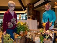 Hoezo saaie herfst? Alphonsuskerk Slagharen fleurt op met oogstdankfeest