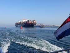 Rotterdamse haven: zeeschepen kunnen veel brandstof besparen