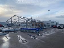 De eerste L-snelteststraat van West-Brabant staat in Bergen op Zoom