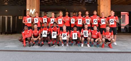 SDC Putten klapt tegen Feyenoord voor onfortuinlijke Nouri