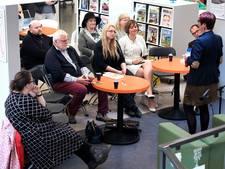 Didamse schrijvers in gesprek met hun publiek