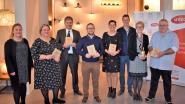 Unizo beloont vijf West-Vlaamse ondernemers met 'Handmade In Belgium'-label