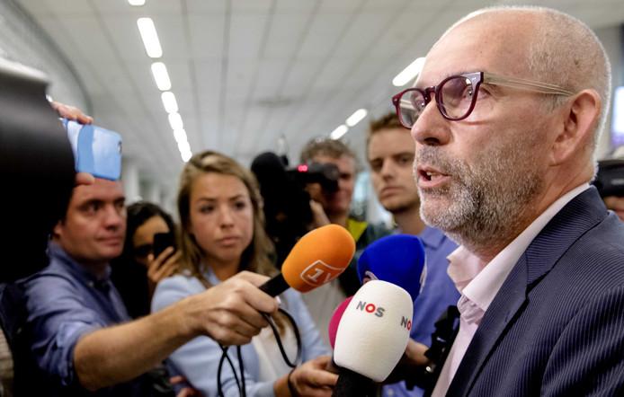 Publicist, Turkije-kenner en oud-Europarlementarier voor GroenLinks Joost Lagendijk.