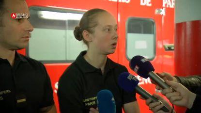 """Brandweer vertelt over Notre-Dame: """"Wist niet wat me te wachten stond"""""""