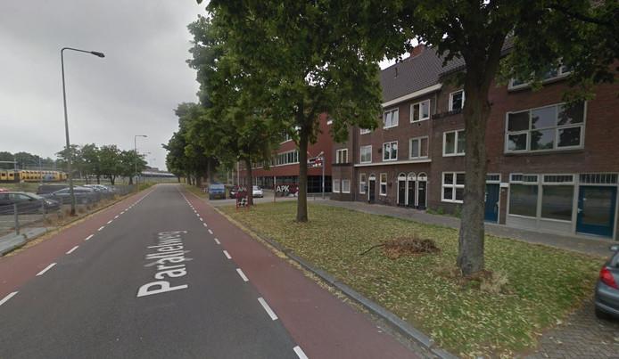 De Parallelweg in Den Bosch.