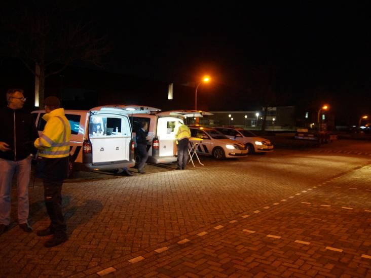 Meerdere auto's in beslag genomen bij grote controle in Waalwijk