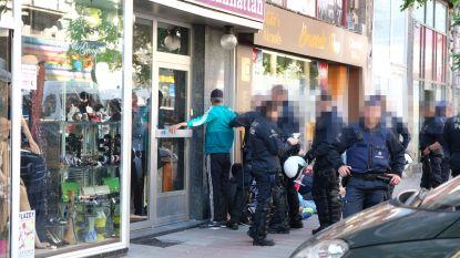 Arrestaties in Brussel na WK-wedstrijd tussen Portugal en Marokko