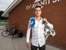 Avanti'31-speler 'feliciteert' arbiter met gelijkspel en krijgt rode kaart