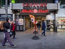 Mediamarkt De Keyserlei trekt naar de Antwerp Tower