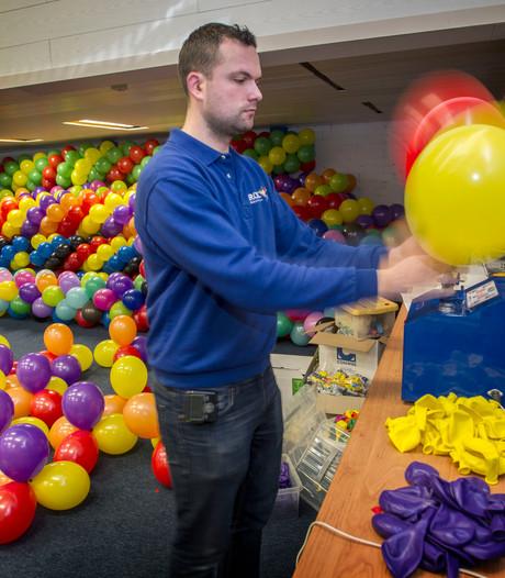 Rodi in Valkenswaard blaast zich suf rond carnaval