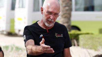 """Sportdirecteur Cofidis dreigt met hongerstaking als hij niet snel hotel mag verlaten in Abu Dhabi: """"Grens van fatsoen bereikt"""""""