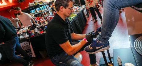 """Sneakersale bij Dynamo: """"Ik had 2.000 paar thuis maar geen geld op de bank"""""""