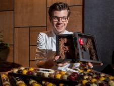 Oud-winnaar van Heel Holland Bakt stopte met zijn studie en verwent nu Ede met chocolade en taart