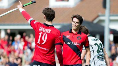 Orée moet rol lossen in Audi Hockey League, Waterloo Ducks alleen leider