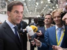 Rutte 'onaangenaam verrast' door forse EU-naheffing