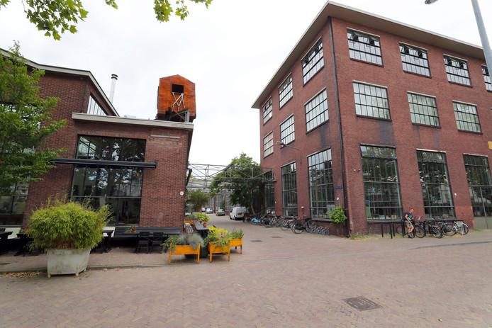 Het complex van Piet Hein Eek