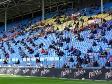 Wel supporters, geen spreekkoren bij oefenduel Vitesse in GelreDome