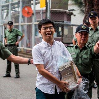 leider-protesten-hongkong-2014-vrijgelaten