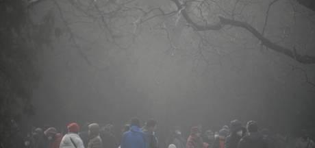 Peking opnieuw gebukt onder zware smog