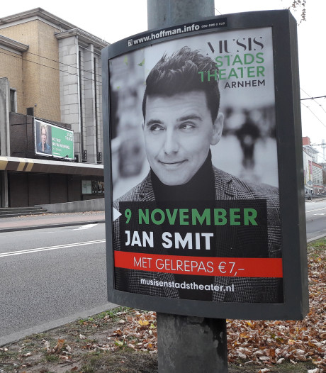 Plan voor vernieuwing Stadstheater Arnhem begin volgend jaar