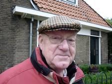 Coos Hagoort introduceerde tv in Wijk