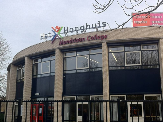 Het Hooghuis Mondriaan College.