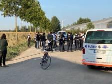 55 jeunes arrêtés lors d'une fête illégale dans un champ à Gand