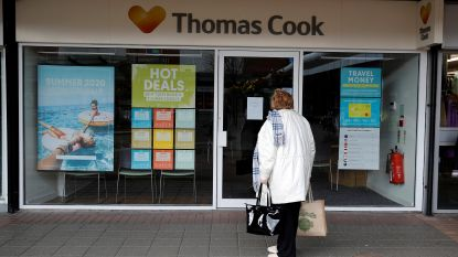 """Kostenplaatje van faillissement Thomas Cook? """"Meer dan 30 miljoen euro"""""""