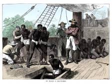 Het slavernijverleden van Harderwijk: burgemeester liet slaven brandmerken in Afrika