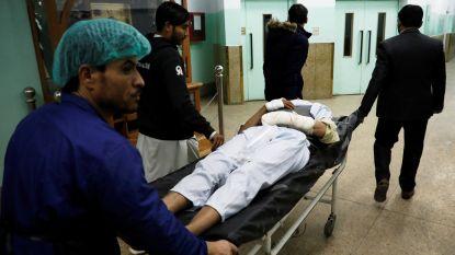 Dodentol van aanslag in Kaboel loopt op tot 43