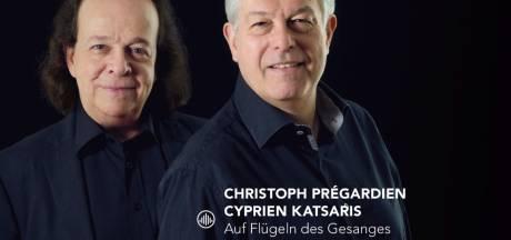 Pianist Cyprien Katsaris bedient twee groepen liefhebbers
