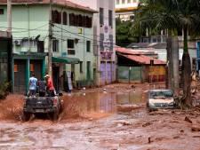 Dodental door noodweer in Brazilië stijgt tot 44, duizenden mensen ontheemd