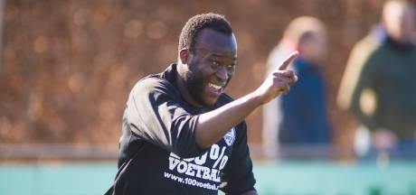 Modou Nyang trekt de voetbalschoenen weer aan bij Groen Wit'62