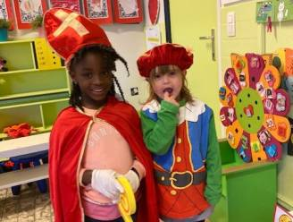 Sinterklaas zoekt vervangers voor zieke Zwarte Pieten op basisschool Klein Seminarie