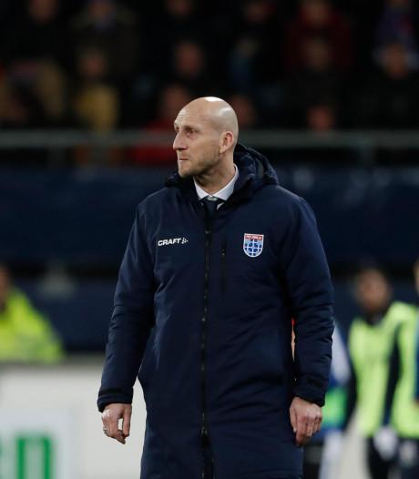 Trainer Stam kan bliksemstart Jans evenaren bij PEC Zwolle