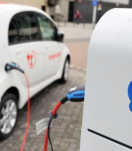 1 op de 25 Brabanders moet over twee jaar een elektrische auto hebben
