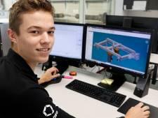 Ike (20) uit Biervliet strijdt in Rusland om de wereldtitel voor CAD-tekenaars