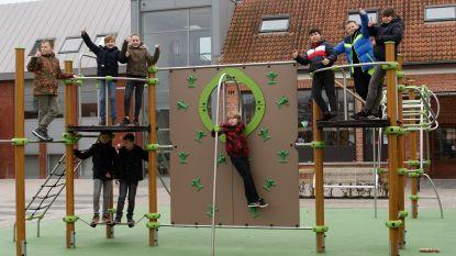 Nieuwe speelplaats voor gemeentelijke basisschool van Eindhout