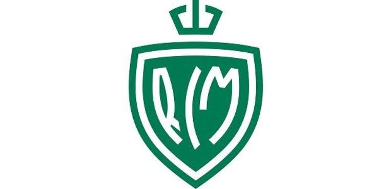 Het logo van Racing Mechelen.
