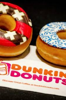 Dunkin' Donuts opent eerste Nederlandse filiaal