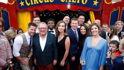 IN BEELD. Cast 'De Buurtpolitie' neemt afscheid van fans op derde filmpremière