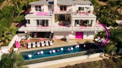 Airbnb biedt exclusief verblijf in Barbiehuis aan