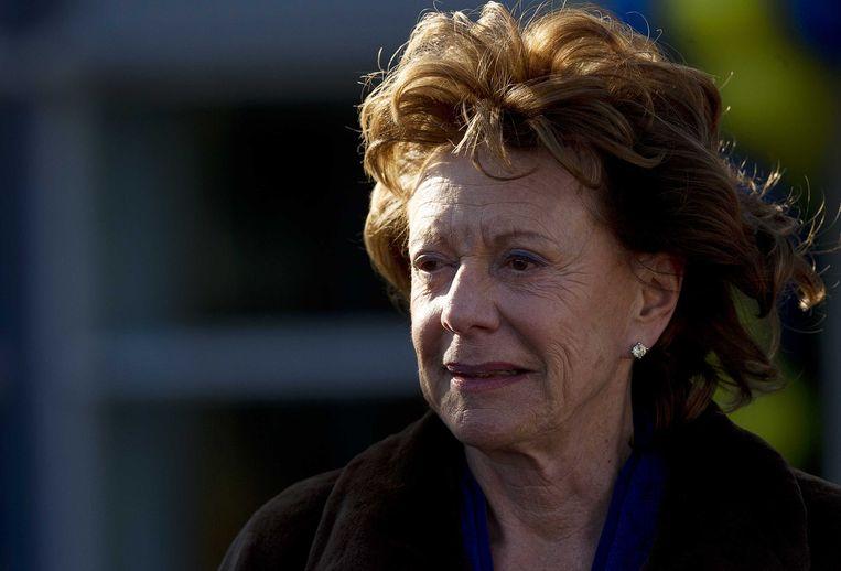Europees commissaris Neelie Kroes. Beeld anp